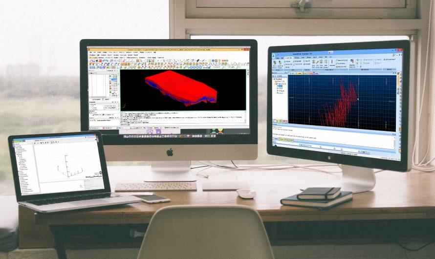 8 meilleurs geo logiciels de modélisation géologique 3D