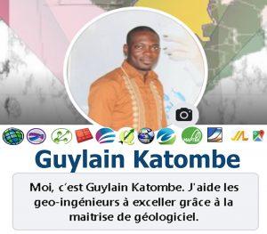 Guylain Katombe Geoguy blogs geoguys