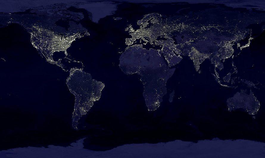 Comment télécharger gratuitement la carte du monde haute résolution
