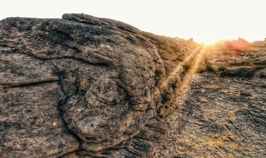 Déformation de roches (Tectonique)