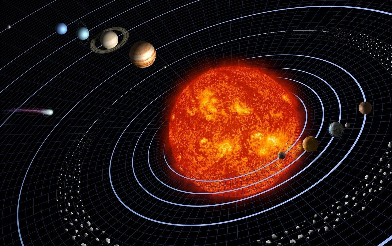 Terre et Système solaire